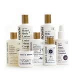 Nancy K Brown : Aloe Vera & Glycolic Acid Skin Set Full size for Sensitive / Dry / Fragile & Aging Mature Skins