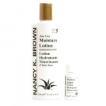 Nancy K Brown : Aloe Vera Moisture Lotion