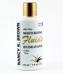 Nancy K Brown : Aloe Moisturizing Fluide