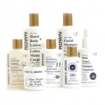 Aloe Vera & Glycolic Skin Set Full Size for Normal / Combination / Oily / Mature & Aging Skins