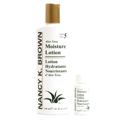 Nancy K Brown : Aloe Moisture Lotion